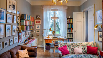 Дом Астрид Линдгрен в Стокгольме
