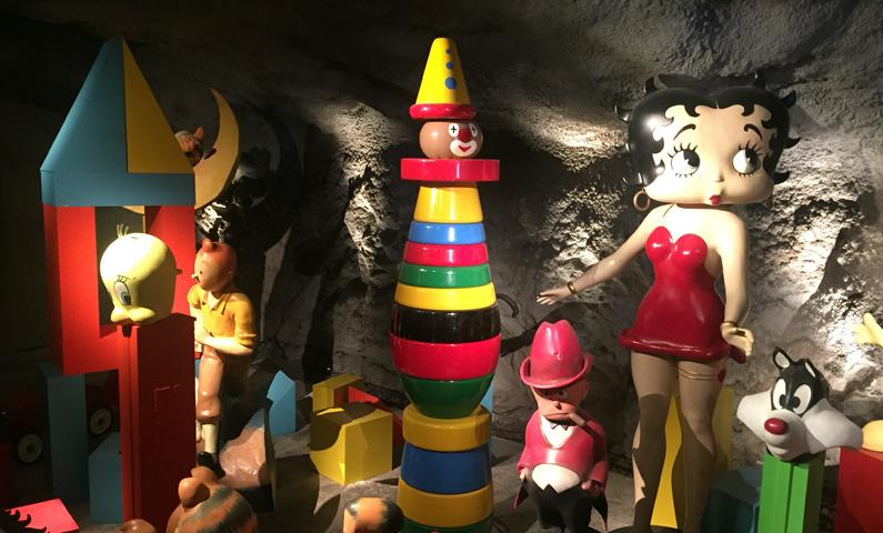 Стокгольмский Музей Игрушек