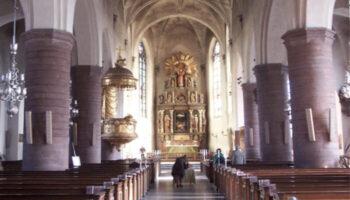 Церкви Стокгольма