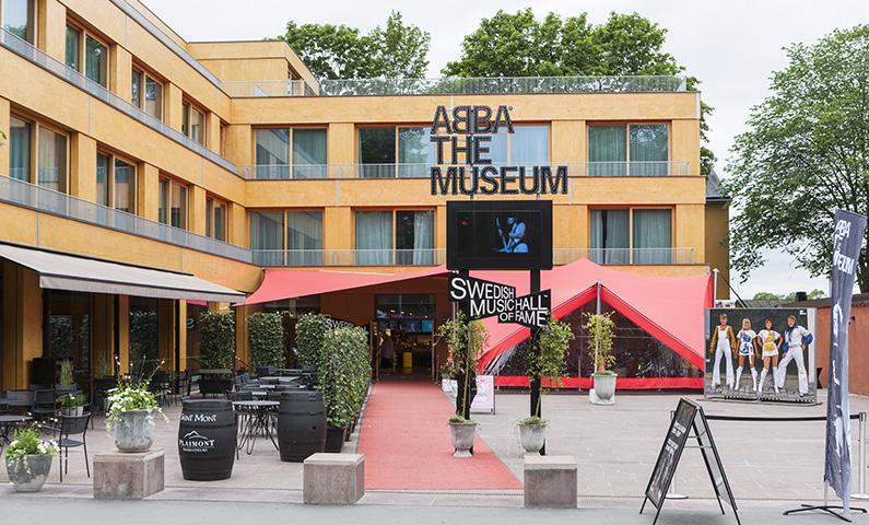 Музей ABBA Стокгольм