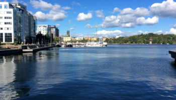 Обзор Лильехольмен — район Стокгольма
