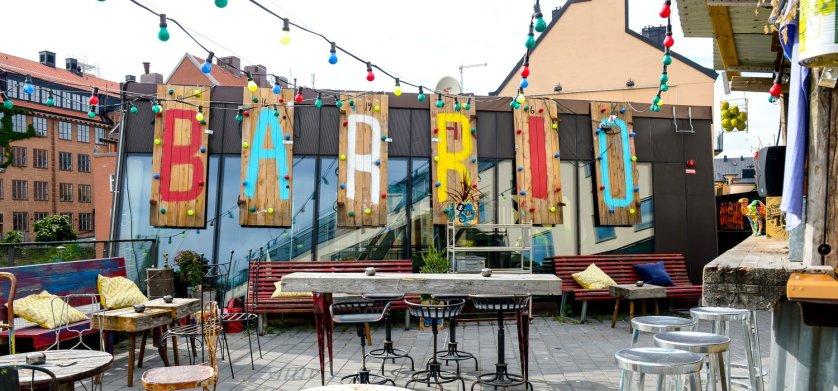 Barrio бар