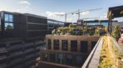 Бары на крыше в Стокгольме
