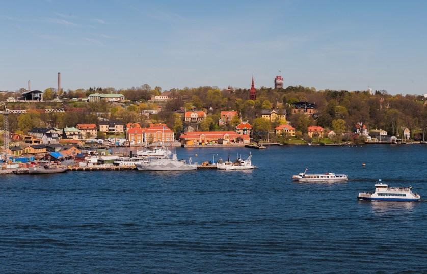 Лодочные Экскурсии Стокгольмский Архипелаг