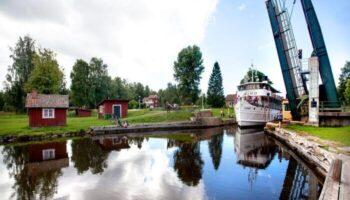 Швеция в июле